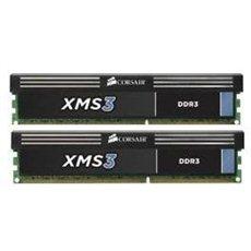 Corsair 8GB KIT DDR3 1600MHz CL9 XMS3 - Operačná pamäť