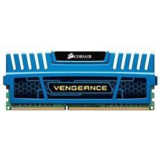 Corsair 4GB DDR3 1600MHz CL9 Blue Vengeance - Operačná pamäť