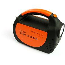 DOCA Powerbank 30000 mAh 24 V čierna/oranžová - Powerbank