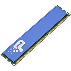 Patriot 4 GB DDR3 1600 MHz CL11 Signature Line (8 x 512) s chladičom - Operačná pamäť