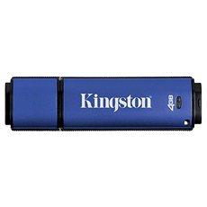 Kingston DataTraveler Vault Privacy 3.0 4 GB - Flash disk