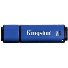 Kingston DataTraveler Vault Privacy 3.0 8 GB - Flash disk