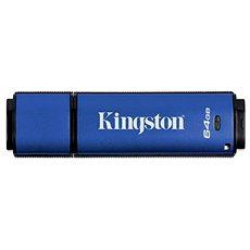 Kingston DataTraveler Vault Privacy 3.0 64 GB - Flash disk