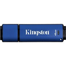 Kingston DataTraveler Vault Privacy 3.0 4 GB (Management Ready) - Flash disk
