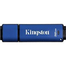 Kingston DataTraveler Vault Privacy 3.0 32 GB (Management Ready) - Flash disk