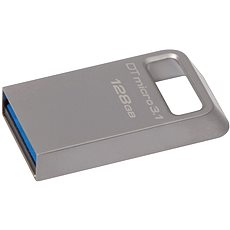 Kingston DataTraveler Micro 3.1 128 GB - Flash disk