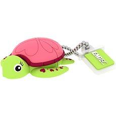 EMTEC Animals Lady Turtle 8 GB - Flash disk
