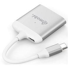 Gmobi USB-C HDMI Splitter GM42B Silver - Redukcia