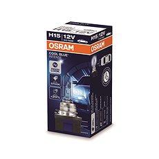 OSRAM H15 Cool Blue Intense, 12 V, 15/55 W, PGJ23t-1 - Autožiarovka