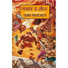 Nohy z jílu - Terry Pratchett