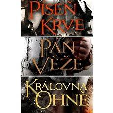 Fantasy trilogie Stín krkavce za výhodnou cenu - Anthony Ryan