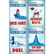 4 krimi romány Arnaldura Indridasona za výhodnou cenu - Elektronická kniha -  Arnaldur Indridason