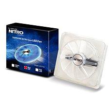 Sapphire Nitro Gear LED FAN biely - Chladič