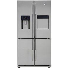 BEKO GNE 134630 X - Americká chladnička