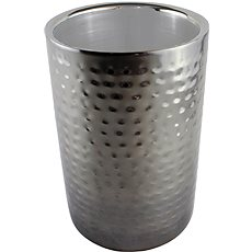 FACKELMANN Chladič na víno 12 × 18 cm nehrdzavejúca oceľ /titán - Chladič