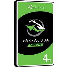 Seagate Barracuda Laptop 4 TB - Pevný disk