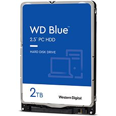 WD Blue Mobile 2TB - Pevný disk