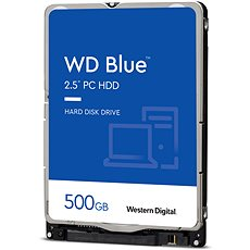 WD Blue Mobile 500 GB - Pevný disk