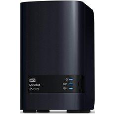 WD My Cloud EX2 Ultra 6 TB (2x 3 TB) - Dátové úložisko