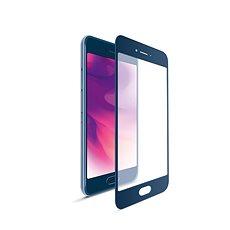 FIXED Full-Cover na Honor 9 Lite modré - Ochranné sklo