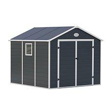 G21 PAH 458 – 241 × 190 cm - Záhradný domček