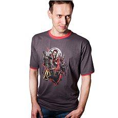 Marvel Infinity War Avengers M - Tričko
