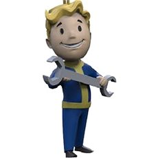 Fallout Vault Boy 3D – Repair – kľúčenka - Kľúčenka