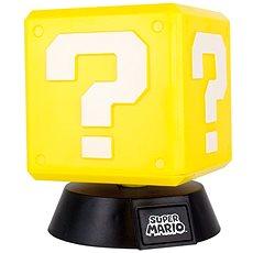 NINTENDO – 3D Lamp Super Mario Question Block - Svetlo