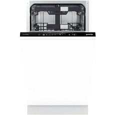 GORENJE GV56210 - Vstavaná umývačka riadu úzka