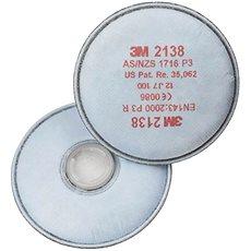 3M Filter 2138 2 ks - Ochranný filter