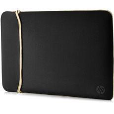 "HP Reversible Sleeve Black / Gold 15,6"" - Puzdro na notebook"