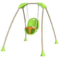 Hojdačka Bébé 1 sedadlo - skladacia - Hojdačka