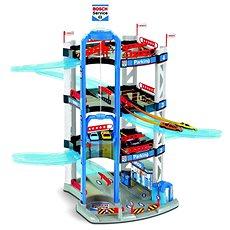 Klein Bosch garáž - 4 poschodia - Herný set