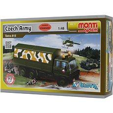 Monti 11 - Czech Army Tatra 815, mierka 1:48 - Stavebnica