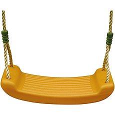 Hojdačka - sedadlo oranžové - Hojdačka