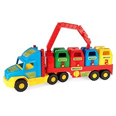 Wader – Super Truck Smetiari - Auto