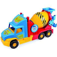 Auto Super Truck –  Domiešavač - Auto