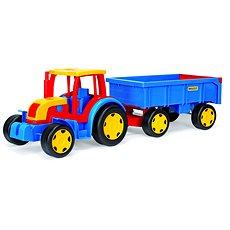 Wader – Gigant Traktor s vlekom - Auto
