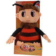 Včelí medvedík Brumda spievajúci - Plyšová hračka