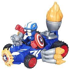 Avengers Hero Mashers – Captain America - Figúrka