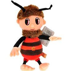 Včelie medvedíky - Brumda spievajúci 26 cm - Plyšová hračka