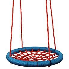 Woody Hojdací kruh červeno-modrý - Hojdačka