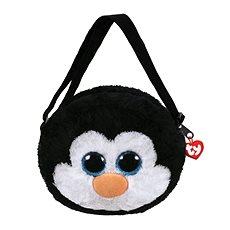 Ty Fashion shoulder bag Waddles – penguin 15 cm - Plyšová hračka