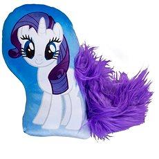 My Little Pony 3D vankúš Rarity - Dekorácia do detskej izby