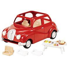 Sylvanian Families Rodinné auto červené - Herný set