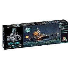 Italeri World of Warships 46504 - Tirpitz - Plastový model