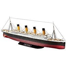 Revell Model Kit 05210 loď – R.M.S. Titanic - Plastový model
