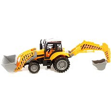 Stavebný traktor veľký - Auto