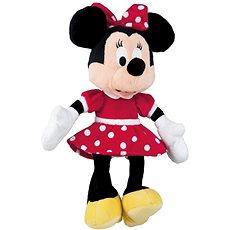 Minnie s červenými šatmi - Plyšová hračka