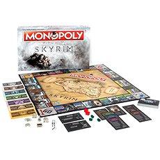 Monopoly Skyrim, ENG - Spoločenská hra